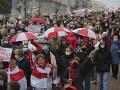 V súvislosti s hromadnými protestmi v Bielorusku usvedčili už vyše 400 ľudí