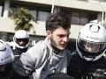 Na proteste proti policajným hliadkam na univerzitách v Grécku zadržali 30 ľudí