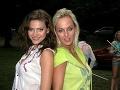 Andrea Verešová a Zuzana Belohorcová