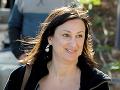 Zvrat v prípade vraždy maltskej novinárky: Jeden z trojice obvinených priznal svoju vinu