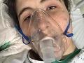 Medička Alexandra (27) už dva mesiace leží na covidovom oddelení: VIDEO Opísala desivú realitu