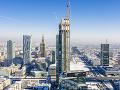 Varso Tower od HB Reavis je najvyššou budovou v EÚ
