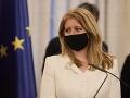 Prezidentka o KORONAVÍRUSE: Slovensko