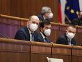 KORONAVÍRUS Je rozhodnuté! Poslanci schválili predĺženie núdzového stavu