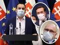 KORONAVÍRUS Europoslanec Pollák zniesol Sulíka pod čiernu zem: Pokarhal však aj Krajčího!