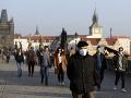 KORONAVÍRUS Česká republika sprísňuje opatrenia: Majú platiť tri týždne
