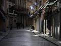 KORONAVÍRUS Vo viacerých častiach Grécka predĺžili lockdown do 8. marca