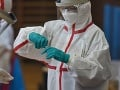 KORONAVÍRUS Čísla sú strašné! Úrady evidujú viac ako tisíc prípadov, pribudlo aj deväť úmrtí