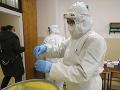 KORONAVÍRUS V Šali na novom PCR odbernom mieste sa bude testovať aj kloktaním