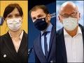 VIDEO Koalícia prežíva horúci večer: SaS aj Za ľudí rokujú o budúcnosti vlády, v hre je odchod liberálov