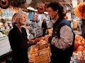 Patsy Kensit a Mel Gibson