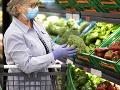 KORONAVÍRUS Čas nákupu pre seniorov bude aj pre osoby s ťažkým zdravotným postihnutím