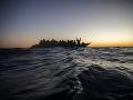 Približne 30 migrantov sa stratilo počas plavby na Kanárske ostrovy