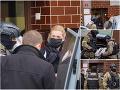 MIMORIADNE Moniku Jankovskú prepustili len na sekundu: Po zadržaní sa totálne zrútila, je v nemocnici