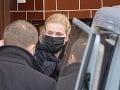 Z nemocnice rovno na psychiatriu! Jankovská sa po zadržaní totálne zrútila: Šokujúce FOTO exsudkyne