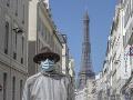 KORONAVÍRUS Francúzsko od stredy zmierni opatrenia: Parížsky Disneyland znovu otvoria
