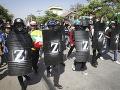 Odbory v Mjanmarsku zvolali štrajk: Ľudia opätovne protestovali v uliciach