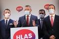VIDEO Koaličná kríza je divadlo na prekrytie vážnej situácie s pandémiou, myslí si Pellegrini