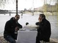 KORONAVÍRUS V Paríži zakázali konzumáciu alkoholu na vyhľadávaných miestach
