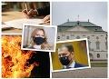 Vážna bezpečnostná hrozba: Anonym sa vyhráža vláde aj prezidentke a chce demisiu, pohrozil ničením áut a budov!