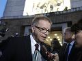 Rakúsky minister zdravotníctva Anschober odstupuje: Nahradí ho Wolfgang Mückstein
