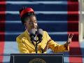Poetka z Bidenovej inaugurácie zažila rasistický incident: Bola označená za podozrivú