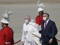 Pápež sa chystá navštíviť regióny, ktoré nedávno ovládal Daeš