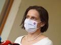 KORONAVÍRUS Pandémia sa podpísala pod stres a nervozitu všetkých členov vlády, tvrdí Kolíková