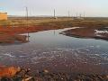 Na rieke Ob na ruskej Sibíri došlo k ekologickej havárii