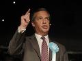 Britský politik Nigel Farage končí ako predseda svojej strany a odchádza z politiky