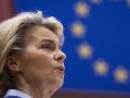 KORONAVÍRUS EÚ by od apríla mohla mať 100 miliónov dávok vakcín mesačne, tvrdí Von der Leyenová