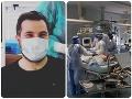 Primár považskobystrickej nemocnice je na pokraji síl: Opísal najhoršie chvíle! Covidových pacientov už nemajú kde liečiť