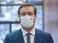 KORONAVÍRUS Marek Krajčí má jasno: Z funkcie ministra sa odísť nechystá, rozhodnúť by mal premiér