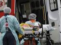 KORONAVÍRUS Brazília zaznamenala rekordný denný počet úmrtí na koronavírus