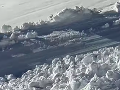 Na horách si dávajte veľký pozor: V Tatrách sa ojedinele môžu vyskytnúť menšie lavíny