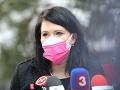 Cigániková zvolala mimoriadny zdravotnícky výbor: Pozvánku dostal aj minister Krajčí