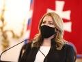Prezidentka diskutovala so šéfkou rezortu spravodlivosti: Riešili aj aktuálne politické otázky