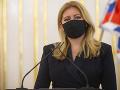 Prezidentka prijala ministra Korčoka: Hovorili o našej zahraničnej politike aj vnútropolitických témach