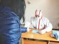 Pre zvýšený výskyt KORONAVÍRUSU testujú obyvateľov bardejovského sídliska