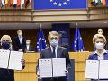 Lídri inštitúcií EÚ zdôraznili úlohu občanov v diskusiách o budúcnosti Európy