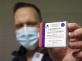 Rusko ponúklo veľvyslanectvám očkovanie Sputnikom V: Tieto krajiny to prijali! Medzi nimi aj Slovensko