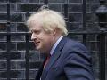 Johnson vyzval Rúháního na prepustenie väznených britsko-iránskych občanov