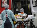 KORONAVÍRUS Počet úmrtí v Brazílii za 24 hodín prekročil prvýkrát hranicu 2-tisíc ľudí