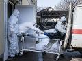 KORONAVÍRUS Ukrajina zaznamenala vyše 9-tisíc nových prípadov: Zomrelo až 262 ľudí