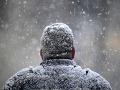 Čaká nás sneženie, vietor aj poľadovica: Meteorológovia vydali výstrahy, napadnúť môže až 13 centimetrov