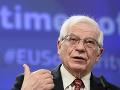 Šéf diplomacie EÚ kritizuje sankcie Číny voči európskym osobnostiam a subjektom