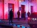 Hrôza v Prahe: FOTO Pred budovou ministerstva zdravotníctva sa zastrelil muž