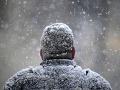 Na jar môžete zabudnúť: Slovensko opäť potrápi počasie, POZOR na sneh, poľadovicu a silný vietor