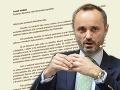 Odídenec zo Za ľudí Valášek má už všetkého dosť: Predsedovi parlamentu posiela ROZLÚČKOVÝ list!