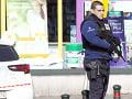 Pokojný protest v Belgicku nedopadol podľa očakávaní: Demonštrácia sa zvrhla na rabovanie